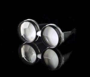 lunettes blanc